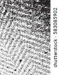 distressed grainy thread... | Shutterstock .eps vector #583085902