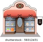 Chic Candy Store Icon....
