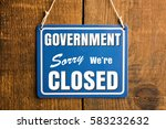 "government shutdown concept. ""... 