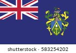 flag of pitcairn islands page...