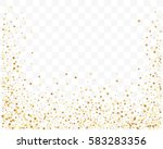 Confetti Cover From Gold Stars...