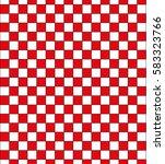 seamless vector geometric... | Shutterstock .eps vector #583323766