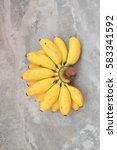 a banana | Shutterstock . vector #583341592