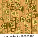 the sample of a background with ... | Shutterstock .eps vector #583375105