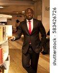 african entrepreneur   Shutterstock . vector #583426726