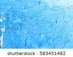 abstract colorful wall texture... | Shutterstock . vector #583451482