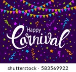 carnival abstract background... | Shutterstock .eps vector #583569922