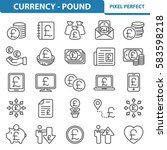 Currency   Pound Icons....