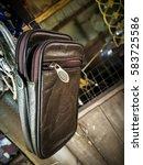 sling bag   Shutterstock . vector #583725586