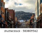 2 20 17 park city  utah  usa.... | Shutterstock . vector #583809562