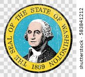 State Seal Of The Usa State Of...