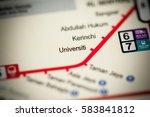universiti station. kuala... | Shutterstock . vector #583841812