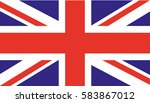uk flag | Shutterstock .eps vector #583867012