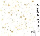 Gold Stars. Confetti...