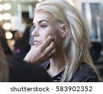 new york  ny  usa   february 10 ... | Shutterstock . vector #583902352