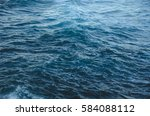 ocean waves. | Shutterstock . vector #584088112