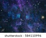 High Definition Star Field...