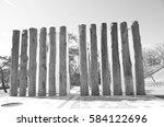 trees   Shutterstock . vector #584122696