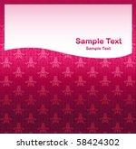 Pink Wallpaper Pattern