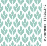 the geometric pattern with... | Shutterstock . vector #584261542