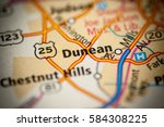 dunean. south carolina. usa | Shutterstock . vector #584308225