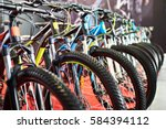 Row Modern Mountain Bikes In...