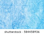 Small photo of Winter card.Winter background, Frozen, ice texture.