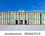 St. Petersburg. Palace Square....