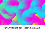 abstract background colorful | Shutterstock . vector #584533126