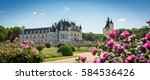 Scenic Panoramic View Chateau De - Fine Art prints