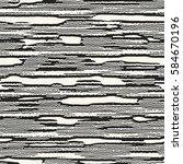 abstract irregular  strokes and ... | Shutterstock .eps vector #584670196