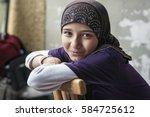 passau  germany   august 1st ... | Shutterstock . vector #584725612