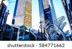 calgary   downtown   canada   Shutterstock . vector #584771662