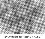 grunge urban background. dust... | Shutterstock .eps vector #584777152