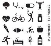 health icon.vector