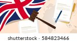 uk united kingdom england... | Shutterstock .eps vector #584823466