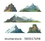 Mountain Vector Illustration...
