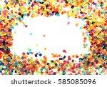 flat design element.abstract...   Shutterstock . vector #585085096