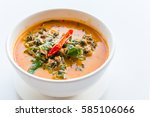River Snail Red Curry With...