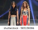 bangkok  thailand   february 22 ... | Shutterstock . vector #585158386