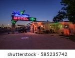 Tucumcari  New Mexico  Usa  ...