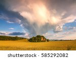 Landscape After A Storm With...