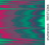 vector glitch background.... | Shutterstock .eps vector #585371366