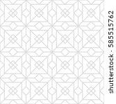 art deco seamless background.   Shutterstock .eps vector #585515762