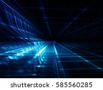 abstract background element.... | Shutterstock . vector #585560285