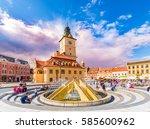 brasov  romania   iulie 01 ...   Shutterstock . vector #585600962