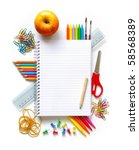 photo of office and student... | Shutterstock . vector #58568389