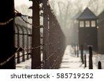 Auschwitz  Poland   February 2...