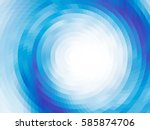 Abstract Composition   Round O...