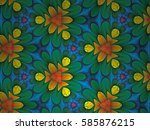 backgrounds abstract pattern... | Shutterstock . vector #585876215